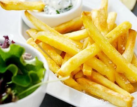 картошка фри в аэрофритюрнице