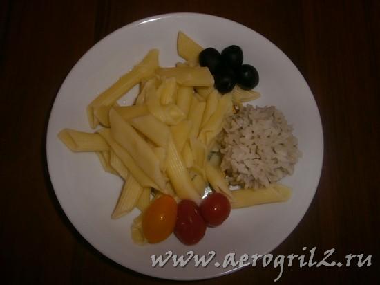 Запеканка курица картофель баклажан