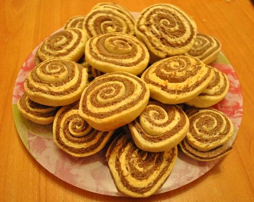 Печенье Завитушки