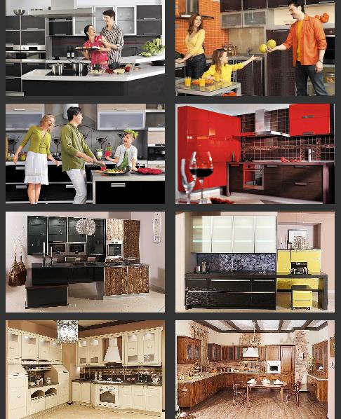 Фабрика Стильные кухни