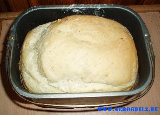 Рецепты для хлебопечи