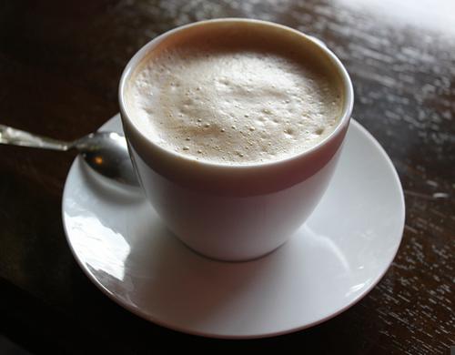 готовый рецепт кофе в турке с молоком