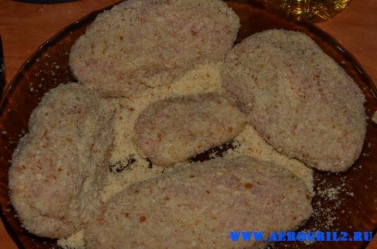 Куриные котлеты рецепт с сыром и картошкой