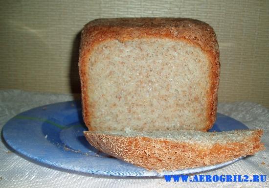 Хлеб с высевками