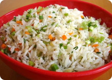 Как приготовить идеальный рассыпчатый рис