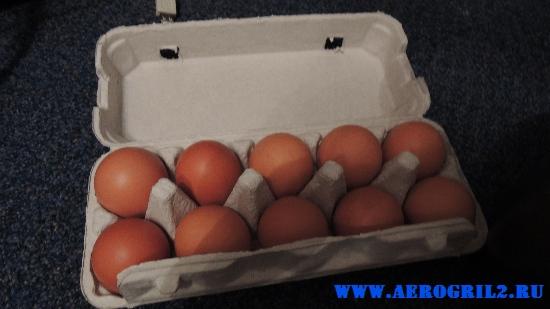 Как варить яйца в мультиварке