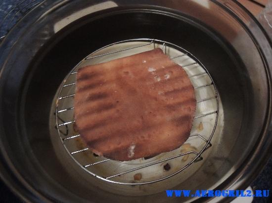 торт в аэрогриле с фото