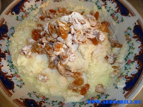 Десерт Пышка