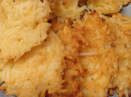 Как приготовить картофельные драники