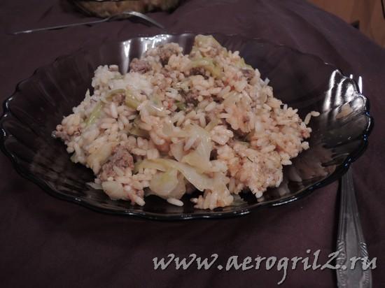 Тушеная говядина с гречкой в мультиварке рецепты 5