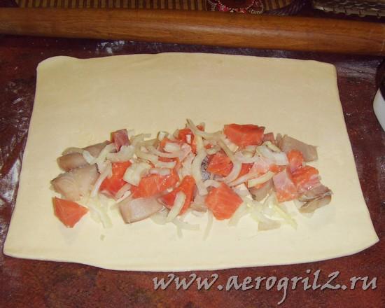 рецепт приготовления рыбы в тесте