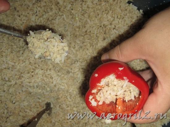 заготовки на зиму фаршированный перец