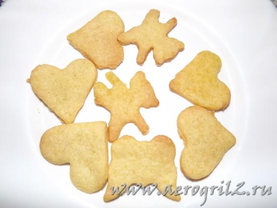 рецепт печенья для мультиварки